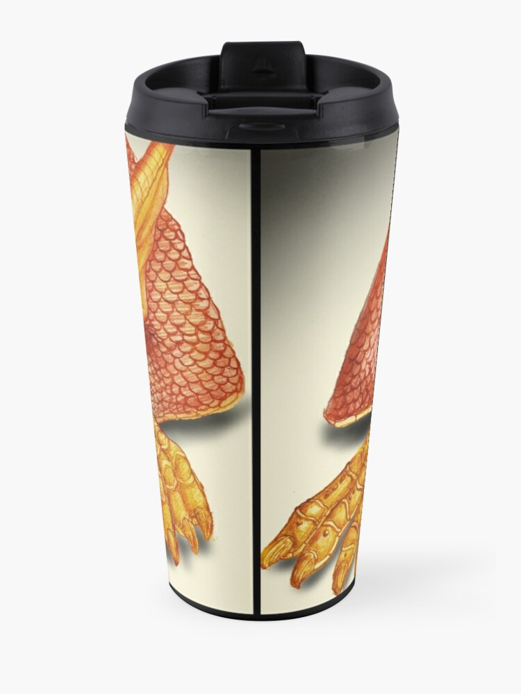 Alternate view of Cheeky Dragon Travel Mug