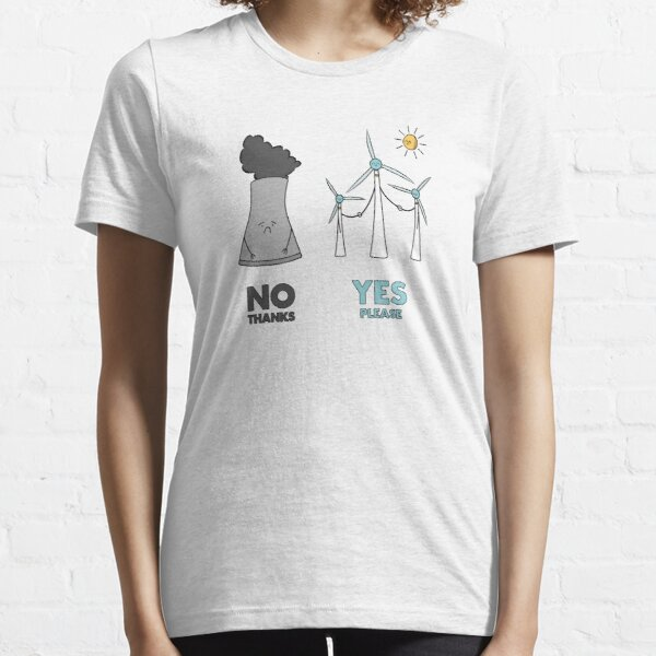 Yes To Renewables Essential T-Shirt