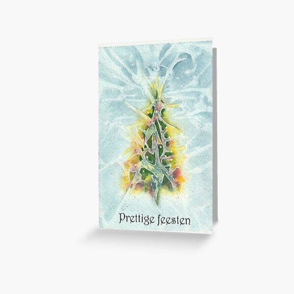 Kerstkaart 7 Greeting Card