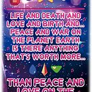 Peace and Love by DistopiaDesing