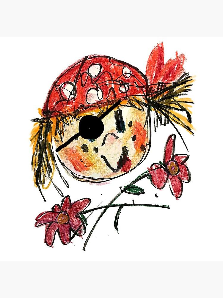 Jolly Rosie by macknifique