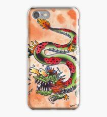 Weird-Oh Drago iPhone Case/Skin
