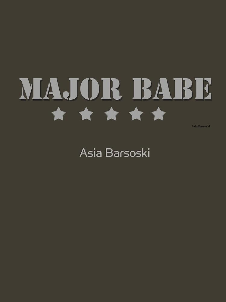 Major Babe by abarsoski