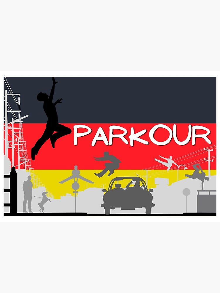Parkour - Germany by ds-4