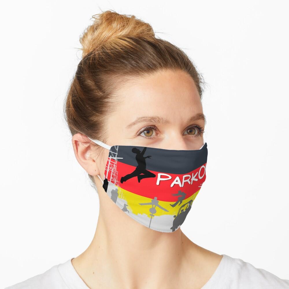 Parkour - Germany Mask