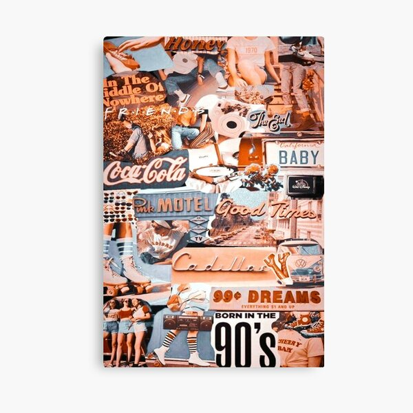 Vintage collection Canvas Print