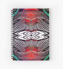 Crystal Top Spiral Notebook