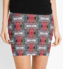 Crystal Top Mini Skirt