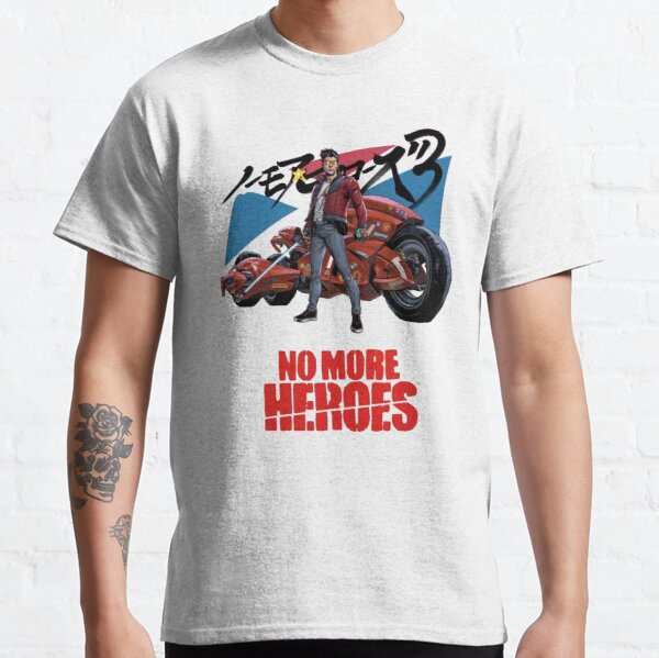 No More Heroes   Classic T-Shirt