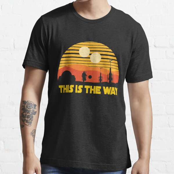 this is vintage sunset Essential T-Shirt