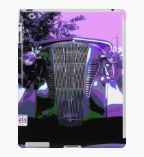 1930s Limousine iPad Case/Skin