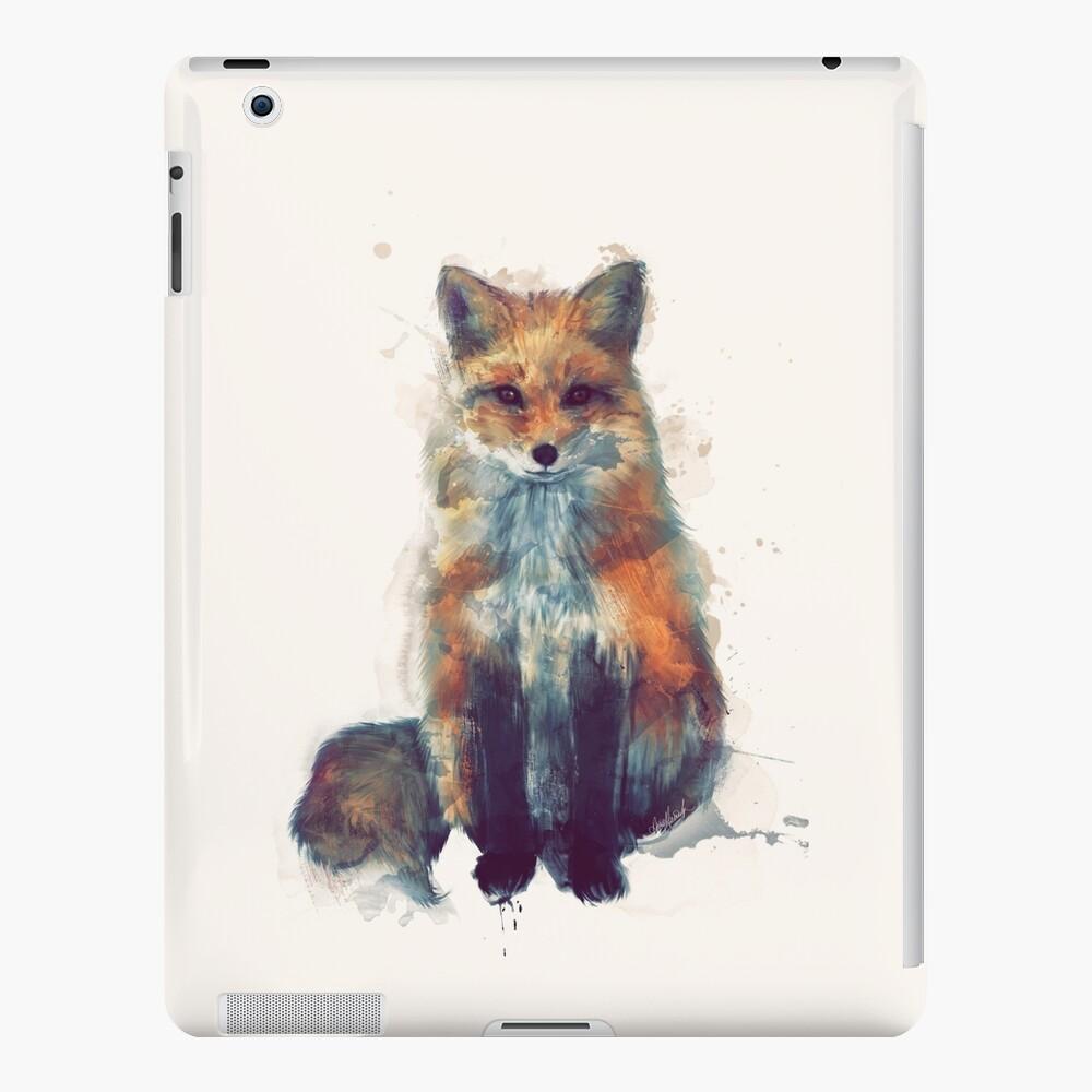 Fox iPad Case & Skin