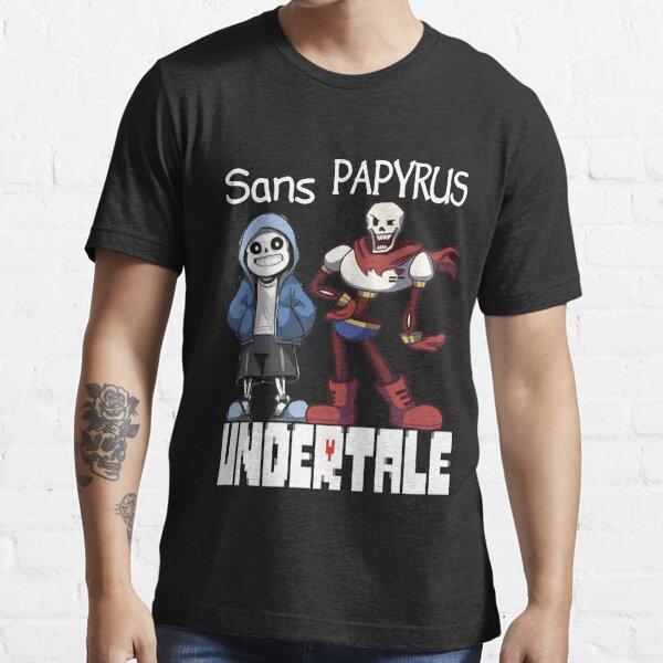 Sans and Papyrus Essential T-Shirt