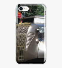 Late 1930s Limo iPhone Case/Skin