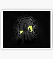 Catacombs Sticker