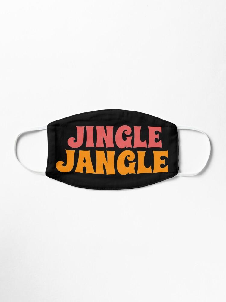 Alternate view of Jingle Jangle Mask
