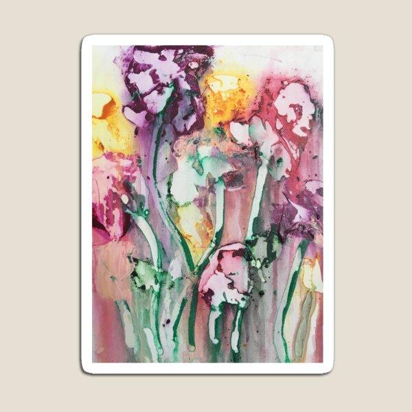 Emilie's Flowers Magnet