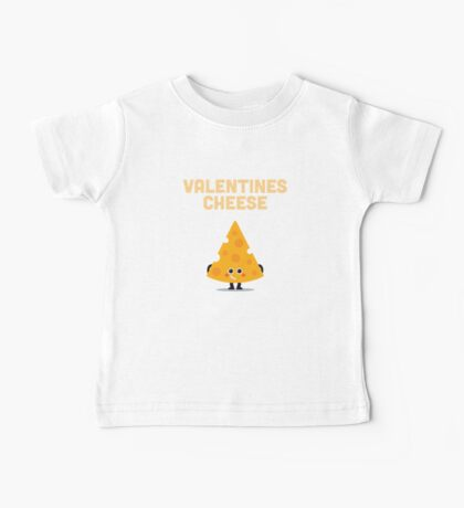 Character Building - Valentines cheese Kids Clothes