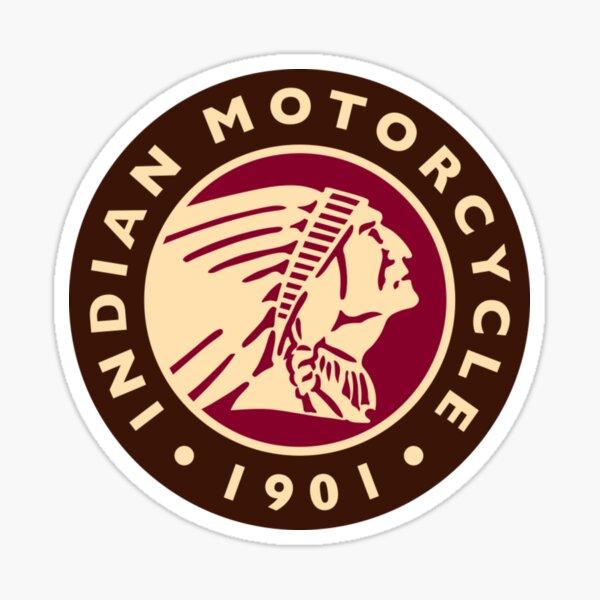 MEILLEUR À ACHETER - Indian Motorcycle Sticker