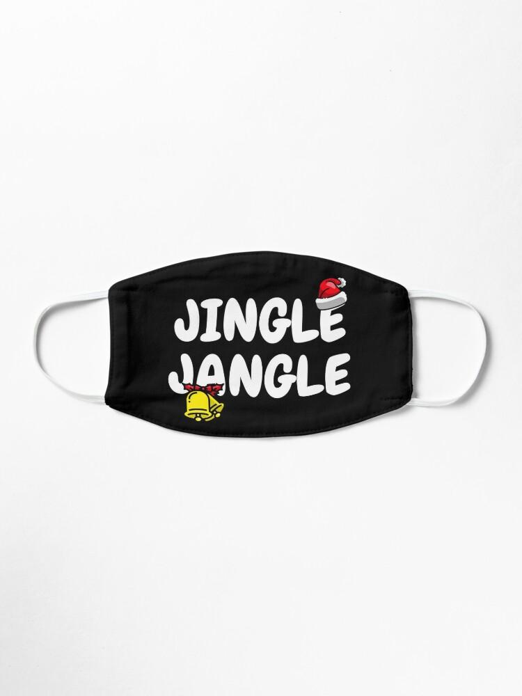 Alternate view of Jingle Jangle, Christmas Mask