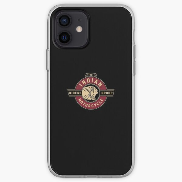 BEST TO BUY - Indian Motorcycle iPhone Soft Case