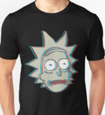 Rick and Morty: 3D Rick Version 2 T-Shirt