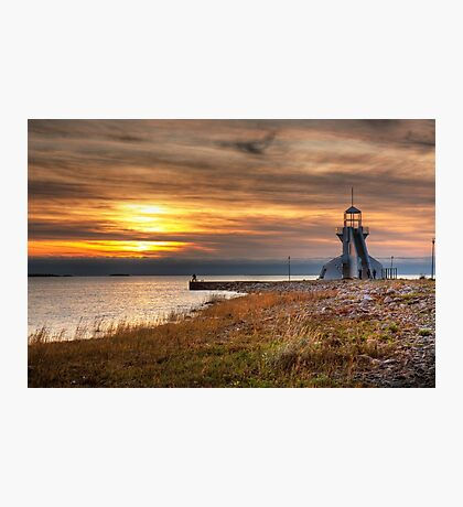 View point Photographic Print