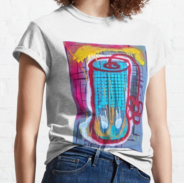 Flower in a Vase Classic T-Shirt