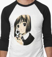 Henrietta Men's Baseball ¾ T-Shirt