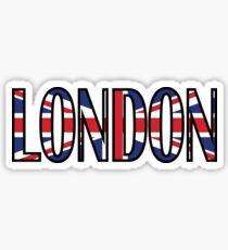 Pegatina Londres