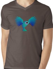 Hummingbird Mens V-Neck T-Shirt