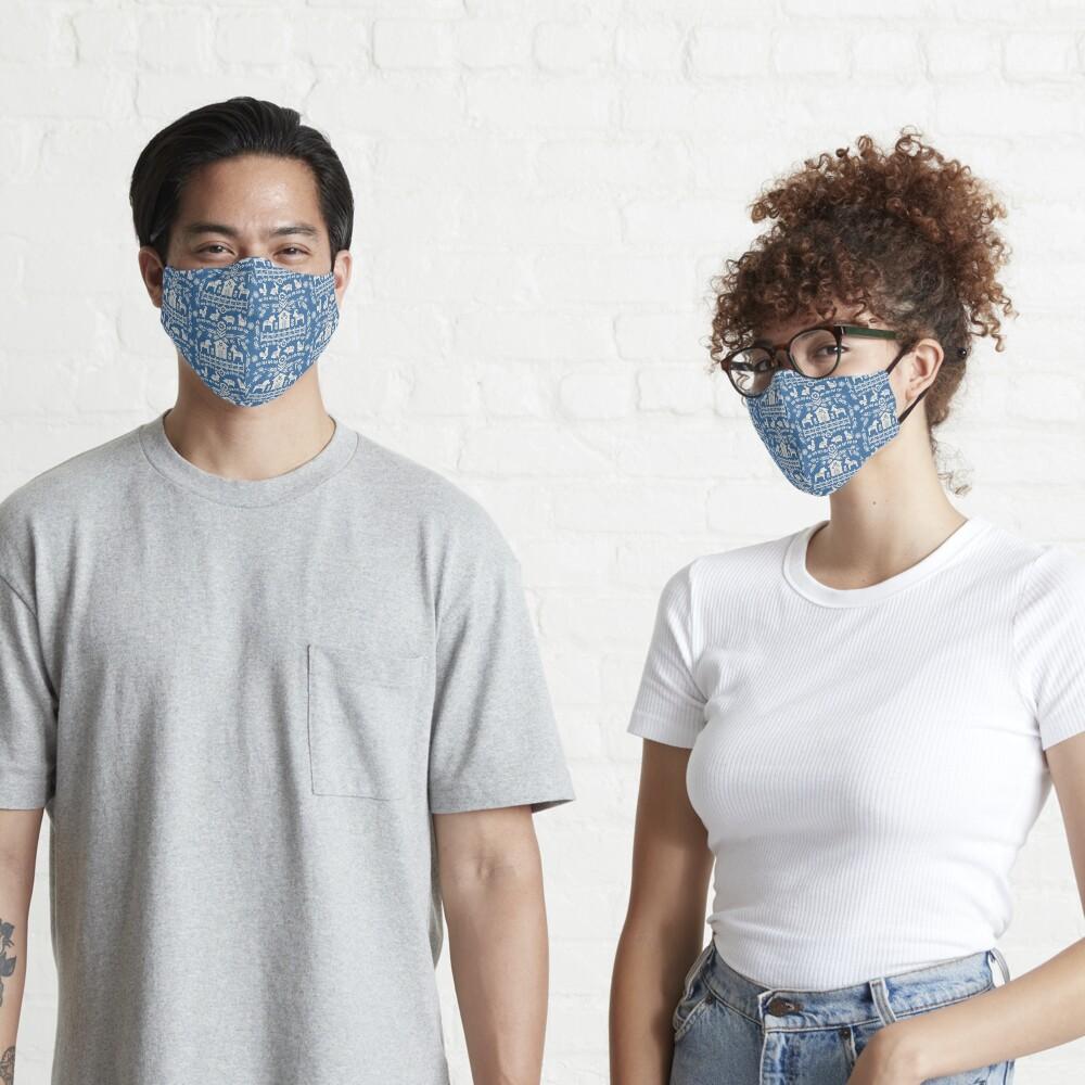 Dala Farm in Blue Mask
