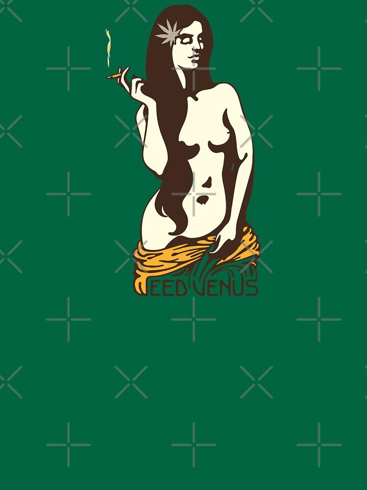 Weed Venus by hellfinger