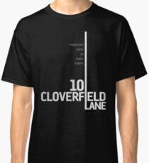 10 Cloverfield Lane Classic T-Shirt