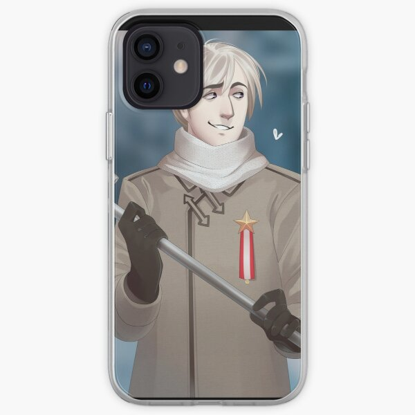 Hetalia - Ivan Braginsky iPhone Soft Case