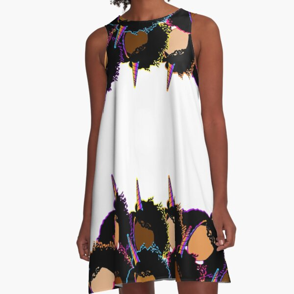 Unicorn Dreams A-Line Dress