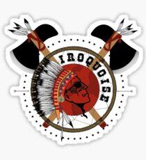 Iroquoise Sticker