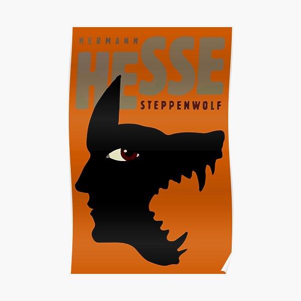 Hermann Hesse Poster