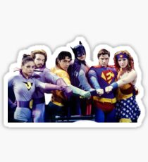 That 70's Show - Super Heroes Sticker