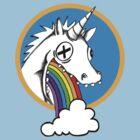 Drunk Unicorns Make Rainbows! by MrPeterRossiter