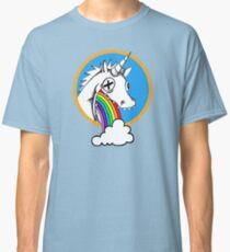 Drunk Unicorns Make Rainbows! Classic T-Shirt
