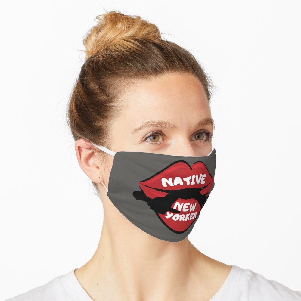 Native New Yorker Mask