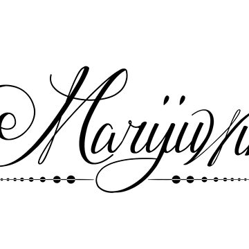 Marijuwina Art Print by keovek