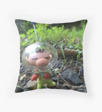 Captain's Log: Day 1 Throw Pillow