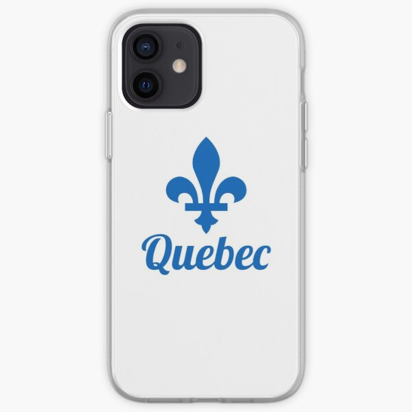 Coques et étuis iPhone sur le thème Province De Qu%C3%A9bec ...