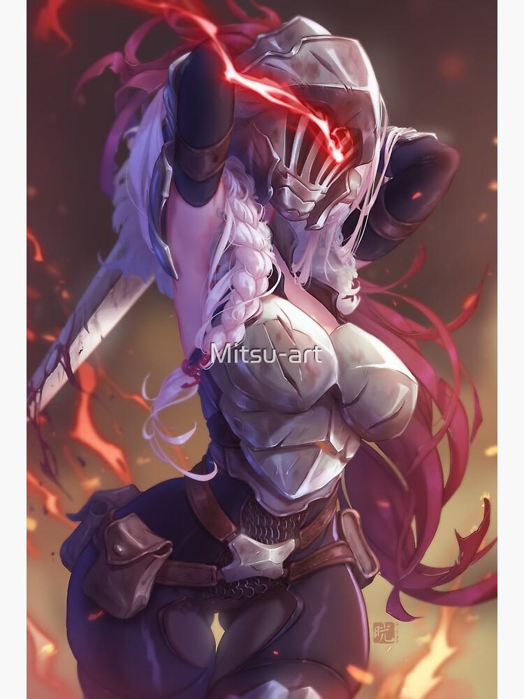 Goblin Slayer Waifu | Goblin Slayer by Mitsu-art