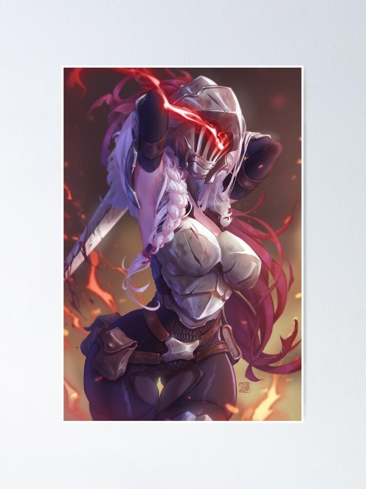 Alternate view of Goblin Slayer Waifu | Goblin Slayer Poster