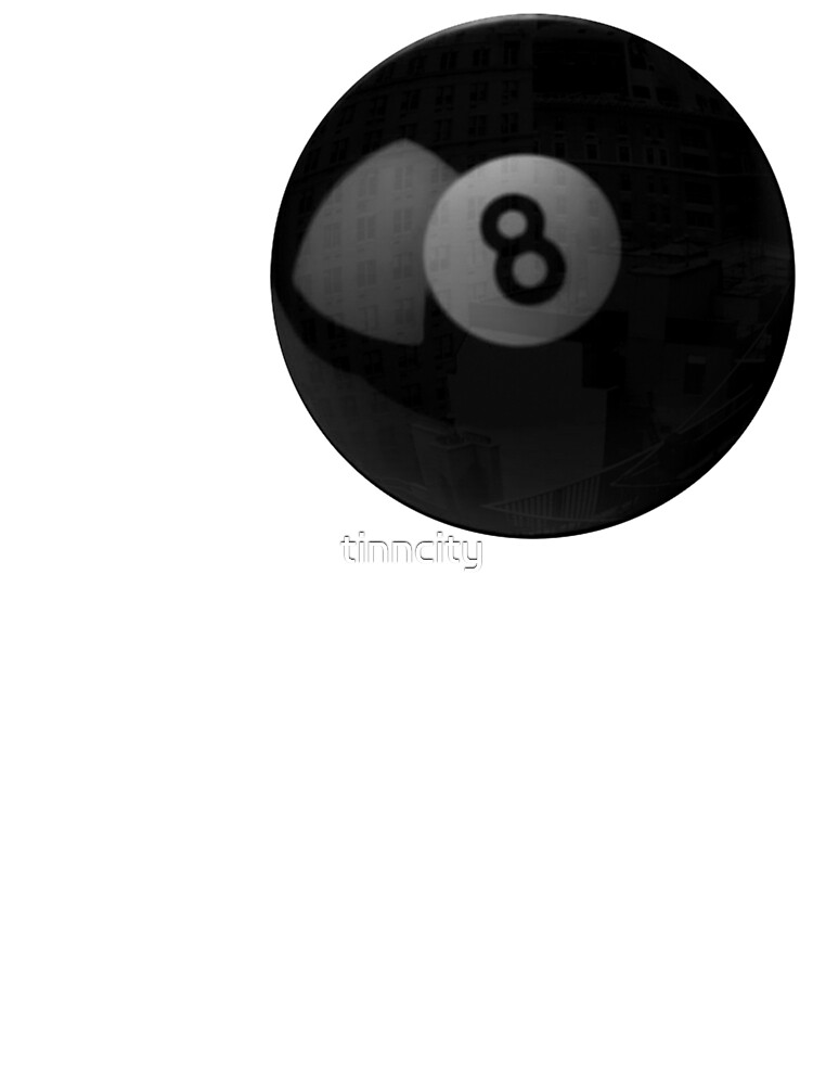 8 ball in new york by tinncity