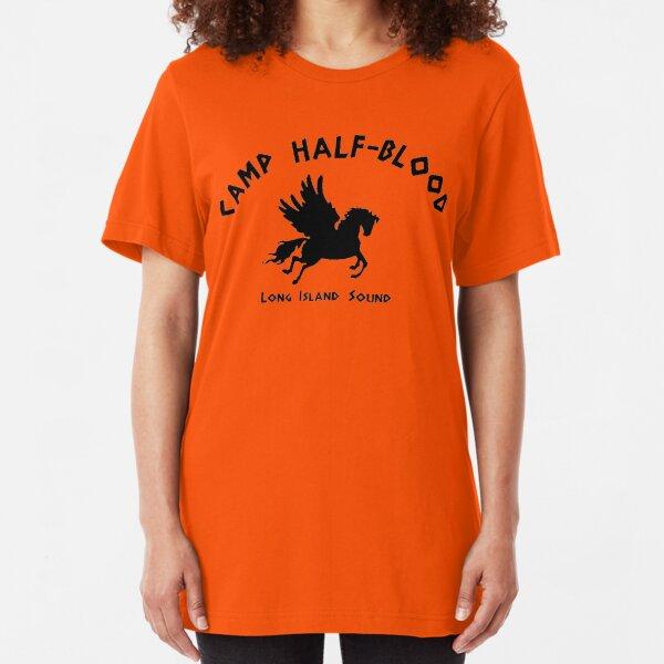 Camp Half-blood Slim Fit T-Shirt