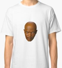 Samuel L. Jackson Classic T-Shirt